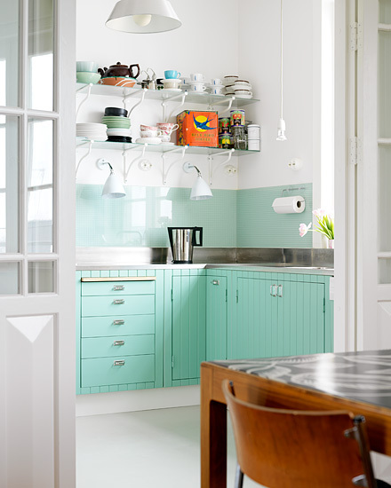 Sommerfarbe: Himmelblau | Sweet Home