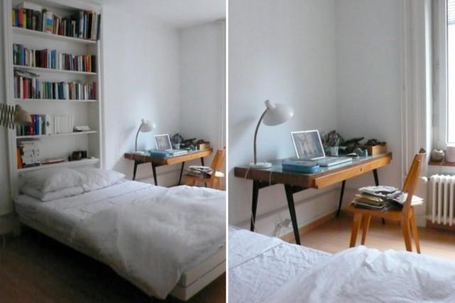ideen arbeitsplatz schlafzimmer – bigschool, Schlafzimmer
