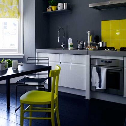 Wohnen mit Neonfarben | Sweet Home