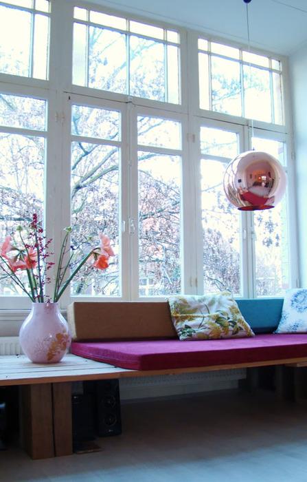 Einen Fensterplatz bitte! Sweet Home