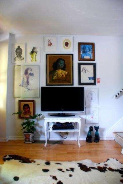 Wall Art Behind Flat Screen Tv : Sch?ner wohnen mit dem fernseher sweet home