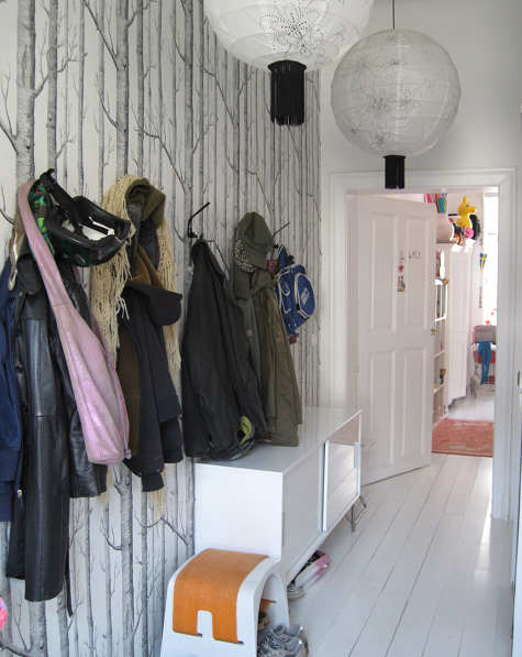 Poesie im alltag sweet home - Papel pintado para entradas ...