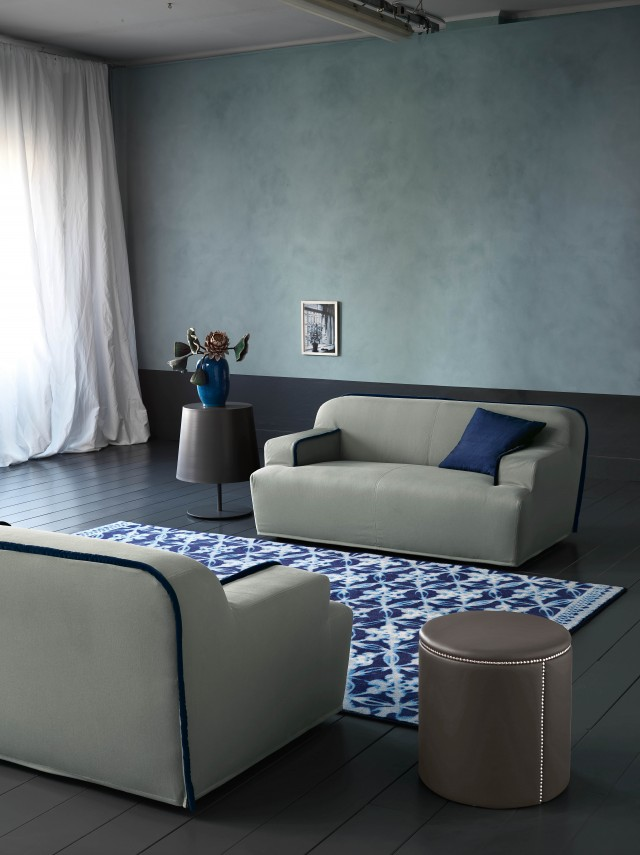 casamilanoBloom  sofa