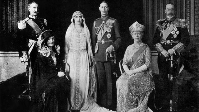 Prince Leopold S Wedding Cake