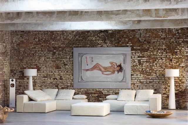wohnzimmer stylisch einrichten my blog haus garten - Loft Einrichten Beispiele