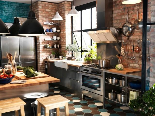 Ikea Küche Metall ~ Home Design Ideen