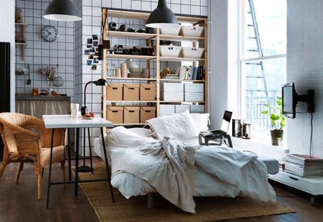 ... Ikea zeigt seine neuen Möbel gleich mit Einrichtungsvorschlägen