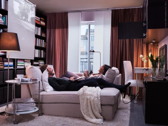 Kleine Slaapkamer Ikea : Hier erhalten Sie einen kleinen Eindruck der ...