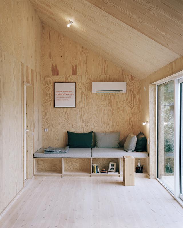 Moderne holzhäuser innen  Schlichte Schwarzweiss-Architektur aus Schweden | Sweet Home