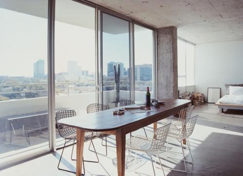 so wirkt beton ganz sch n wohnlich sweet home. Black Bedroom Furniture Sets. Home Design Ideas