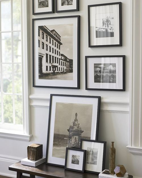 12 einrichtungstipps die berall gut funktionieren for Displaying pictures in your home