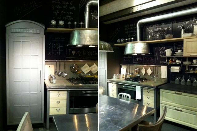 Küche küche industrielook Küche Industrielook in Küches