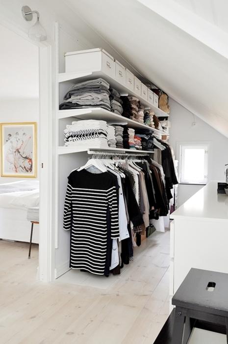 Der Traum Vom Perfekten Schrank | Sweet Home Schlafzimmer Platzsparend Einrichten