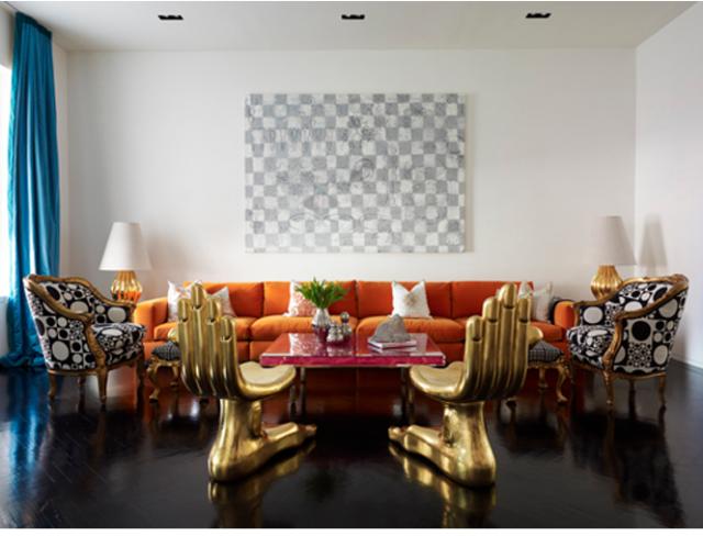 heute wollen wir glamour feiern und wohnen im oscar stil sweet home. Black Bedroom Furniture Sets. Home Design Ideas