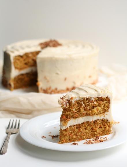 Carrot Cake Meringue