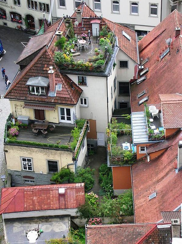 wie wirkt ein kleiner balkon gross? | sweet home