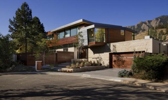 Luxury Modern American House Exterior Design Das Syncline House K Nnte Eine Kulisse In Einem Hollywoodfilm Aus Den