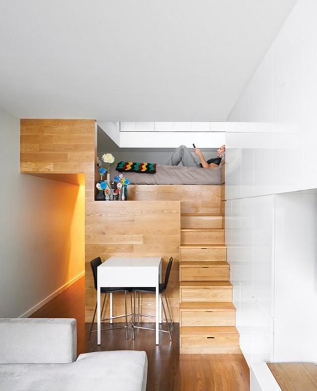 Kleine Wohnung Ganz Gross | Sweet Home Interieur Design Wohnungen Wenig Platz