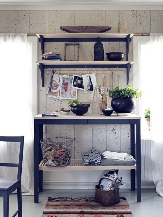 kleine wohnung ganz gross sweet home. Black Bedroom Furniture Sets. Home Design Ideas