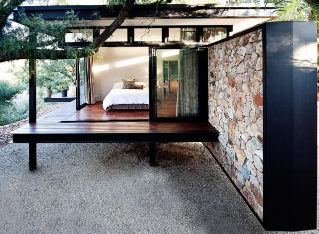 ein pavillon zum wohnen sweet home. Black Bedroom Furniture Sets. Home Design Ideas