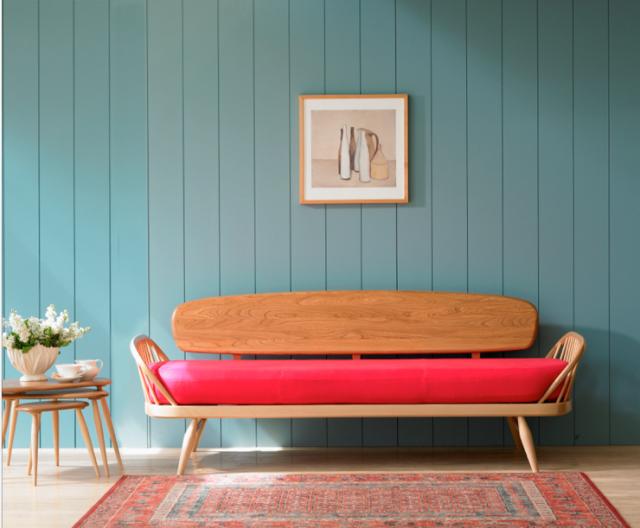 wir sitzen wieder anst ndig sweet home. Black Bedroom Furniture Sets. Home Design Ideas