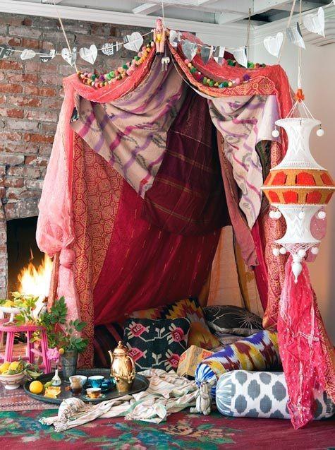 Einrichtungsideen mit viel ferienstimmung sweet home for Orientalische einrichtungsideen