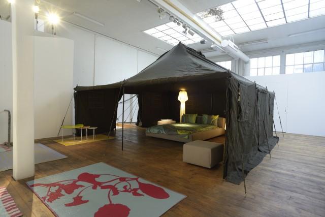 Zeltferien für neues Schweizer Design | Sweet Home
