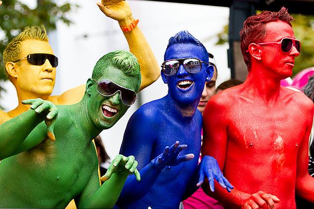 XXX Vogue Gay Boys ficken und blasen