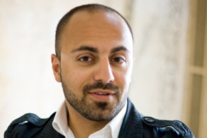 Ali Mahlodji, Mitgründer und Chef von Whatchado.