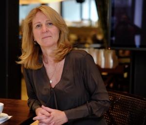 Priska Schoch, Unternehmerin und dreifache Mutter.