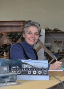Nicola Casanova - von der Konzerneinkäuferin zur Ein-Frau-Unternehmerin.