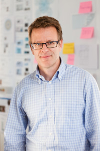 Walter Weiler, Geschäftsführer der Quo AG.