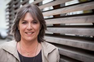 Silvia Hagen, IT-Beraterin und Netzwerk-Expertin. Foto: Angela Straub.