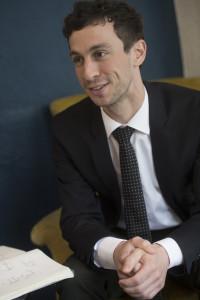 Joel Luc Cachelin, Ökonom und Berater. Foto: Valérie Chételat