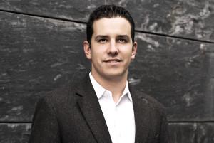 Adrian Locher, Mitgründer von DeinDeal und passionierter Unternehmer.
