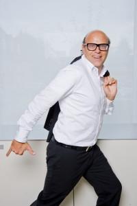 Andreas Glemser, Chef der Cocomin AG und öfter mal auf Weltreise.