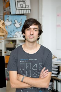 Michael Dettbarn, Mitgründer des Startups Offtime. Foto: Pablo Ruiz/zvg