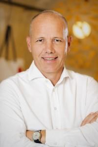 Gerhard Friesacher, Initiant und Inhaber der Ladenkette Changemaker.