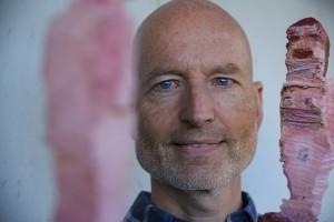 Marcel Bernet, Bildhauer und Coach.