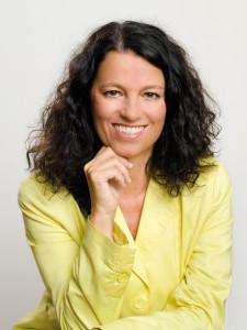 Christine Kranz, Unternehmensberaterin mit hoher Kunstaffinität. Foto: Philipp Derganz.