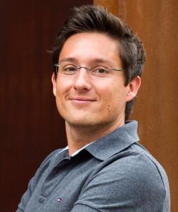 Felix Plötz, Unternehmer, Referent und Buchautor. Foto: Sarah Rubensdörffer