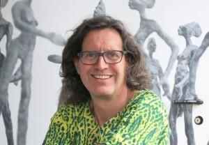 Horst Bohnet, Bildhauer und Erfinder des iStones.