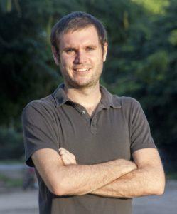 Ueli Litscher, Mitgründer und Chef von Vikapu Bomba.