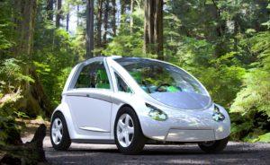 Die Vorzüge des Softcars: 1800 statt 40'000 Komponenten, 480 Kilo statt mehrere Tonnen.