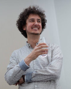 Nicola Forster, Gründer des Think-Tanks Foraus.