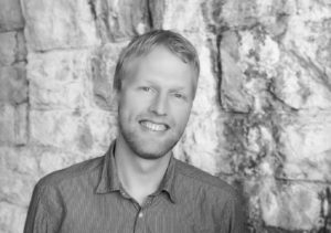 Niels Rot, Mitgründer des Impact Hub Zürich.