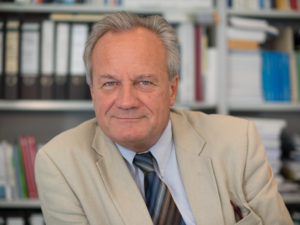 Rolf Arnold, Pädagogikprofessor an der Technischen Universität Kaiserslautern.