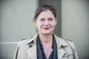 Dorothea Strauss wollte Astronautin werden, machte sich als Museumsdirektorin einen Namen und wechselte dann zur Mobiliar.