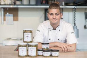 Mirko Buri rettet mit seinem Restaurants jährlich 20 Tonnen Lebensmittel.