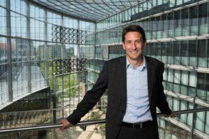 Jurgi Camblong, Molekularbiologe und Chef eines rasant wachsenden Start-ups.